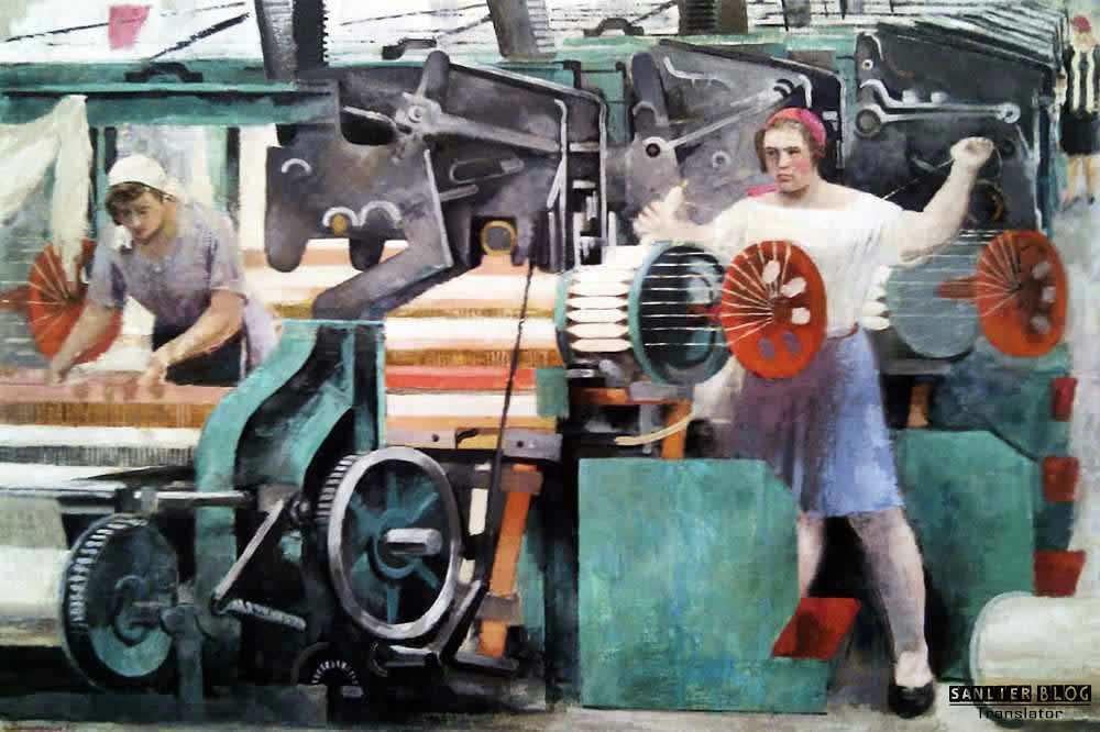 苏联20、30年代各类宣传画09