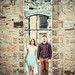 Sara and Dylan, Old Idaho State Penitentiary -- Boise, ID by Thomas Hawk