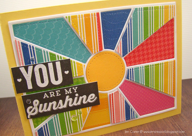Jen Carter You Are My Sunshine 2