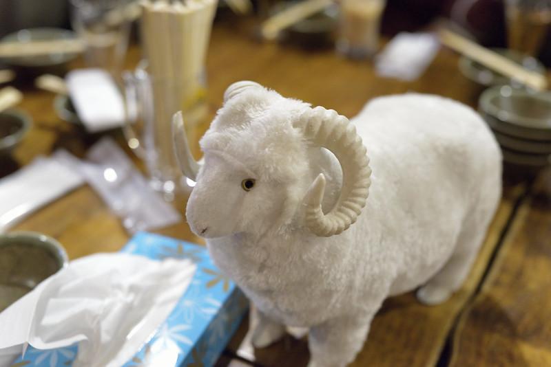 羊一頭を食べつくす宴会