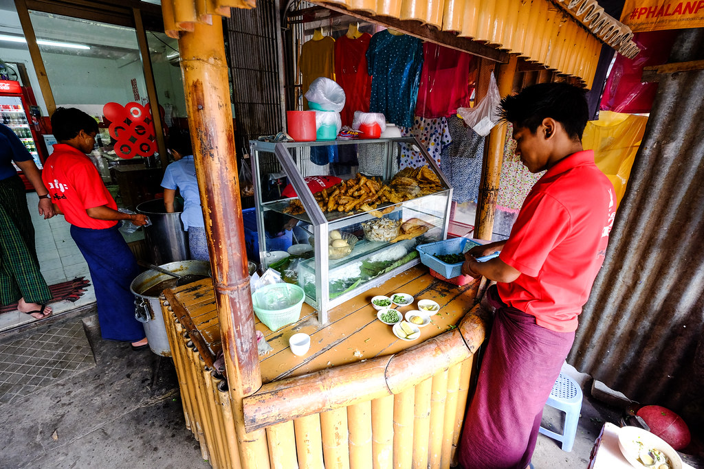 Mandalay Street Food: Saya Gyi