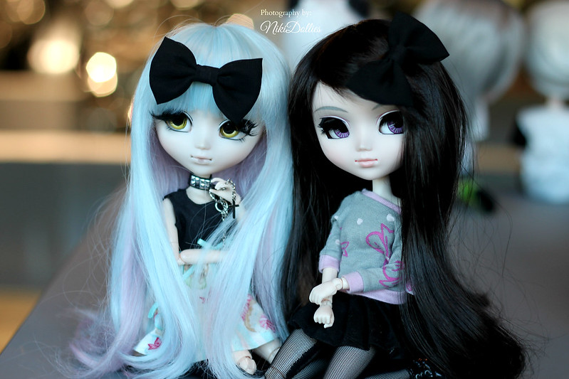 two suigintou's! [doll meeting 3.10]