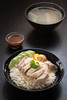 rice steamed with chicken soup by AEyZRiO