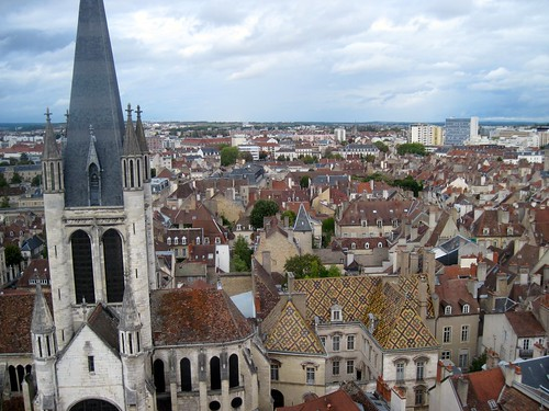 Dijon Rooftops and Tower