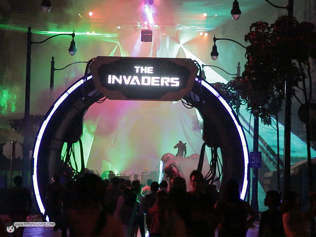 HHN5 The Invaders
