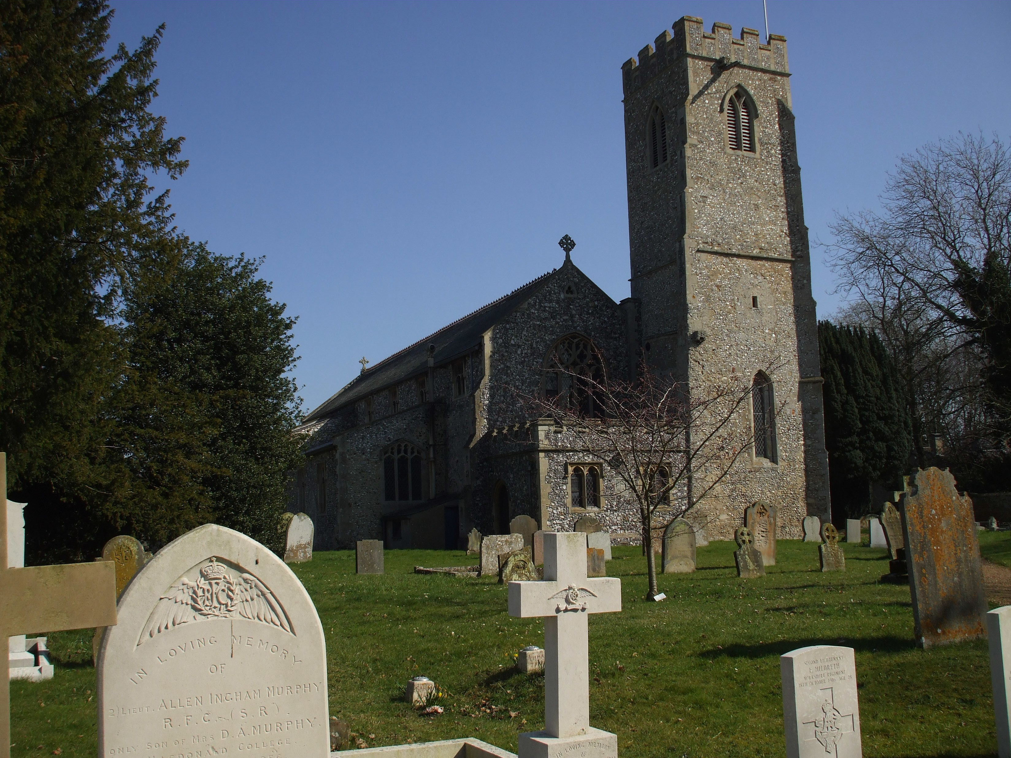 All Saints Church, Narborough
