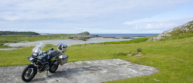 GS on Colonsay.
