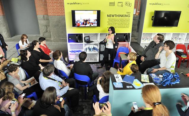 newthinking @ re:publica 2015