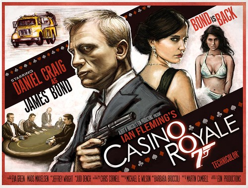 Casino Royale - 2006 - Poster 13