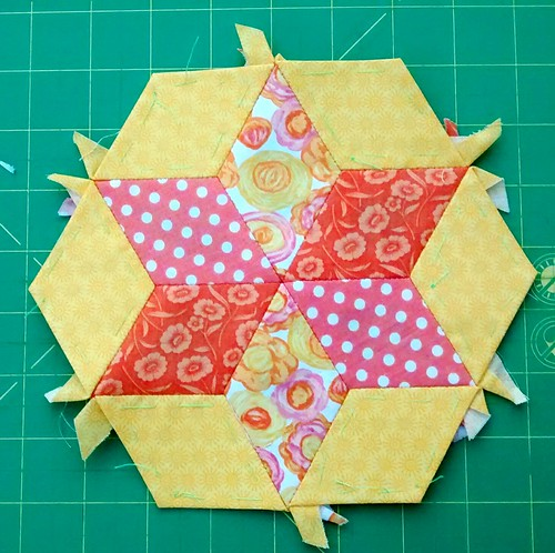 Hexagon star number 31