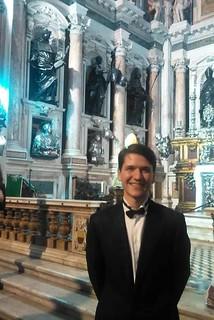Casamassima-Nella Cappella del Tesoro di S. Gennaro, concerto del controtenore Nikos Angelis