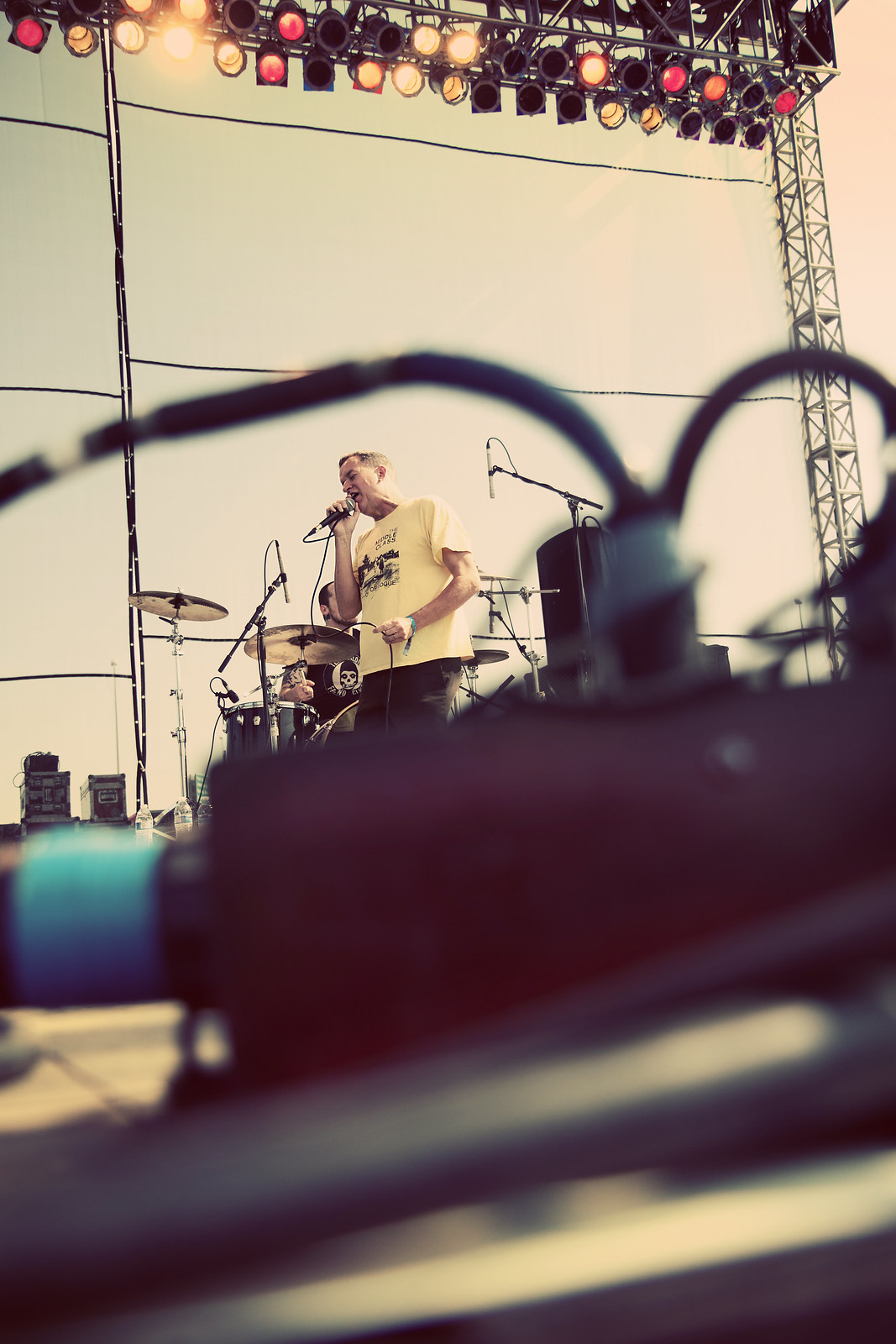 Riot Fest 2015 Day 2 - The Vandals