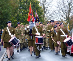 Cadet Band Remembrance 2015