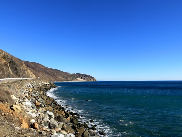 PCH north of malibu