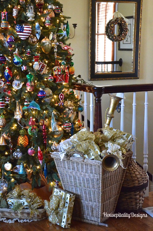 Christmas 2015 Tree - Housepitality Designs