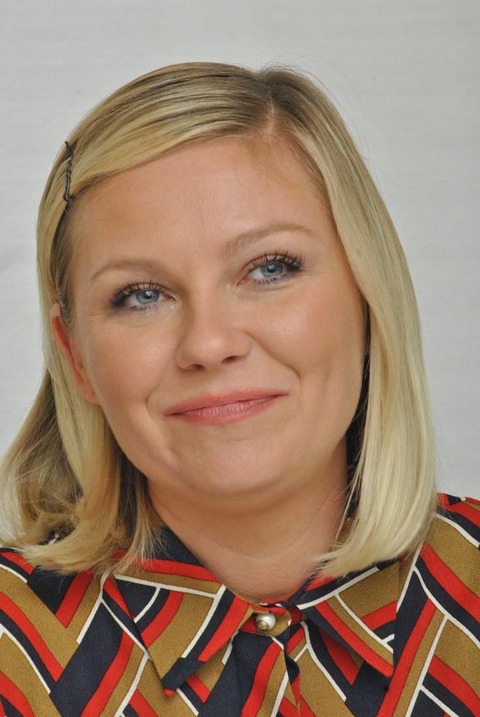 Кирстен Данст — Пресс-конференция «Фарго» 2015 – 16