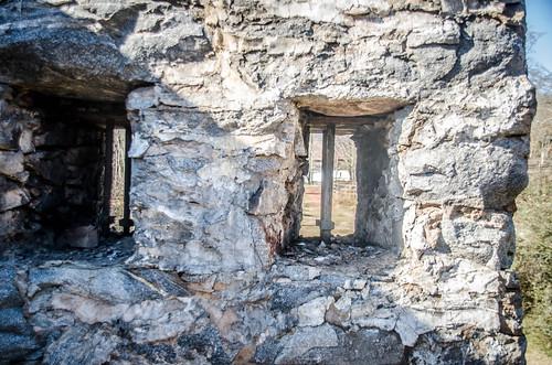 Glendale Mill Ruins-009