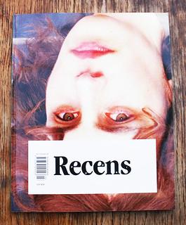 RecensCover