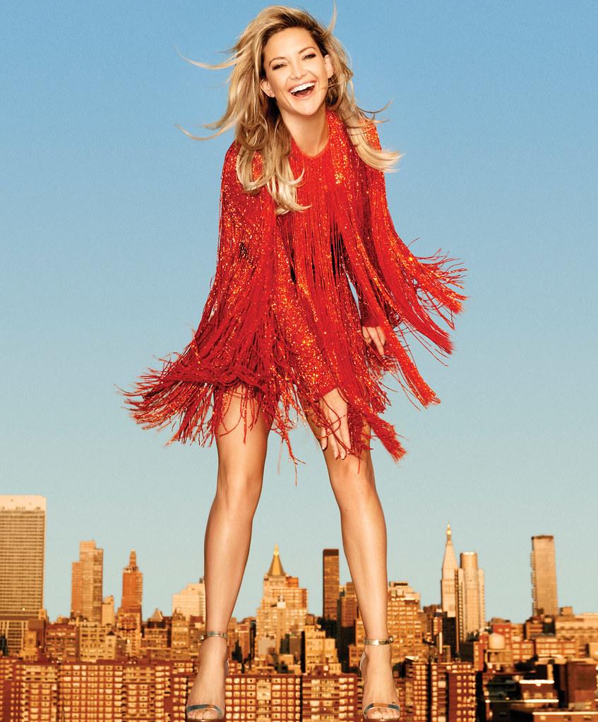 Кейт Хадсон — Фотосессия для «Harper's Bazaar» 2015 – 4