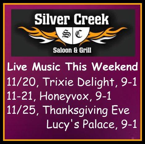 Silver Creek Poster 11-20-15