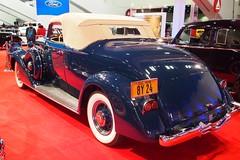 1938 Pierce-Arrow Convertible Coupe '8Y 24' 5