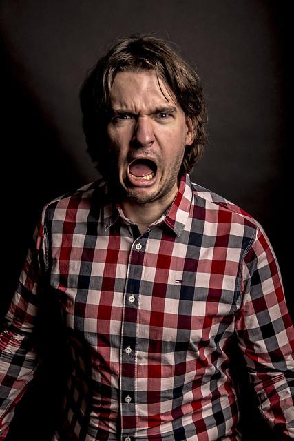 Angry Me