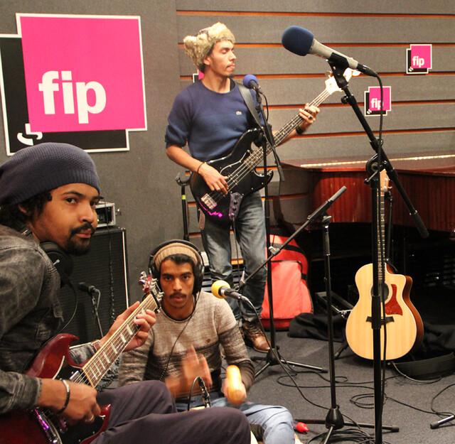 Sous les jupes de Fip invite Imarhan
