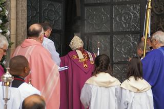 Holy Door Opening Norwich