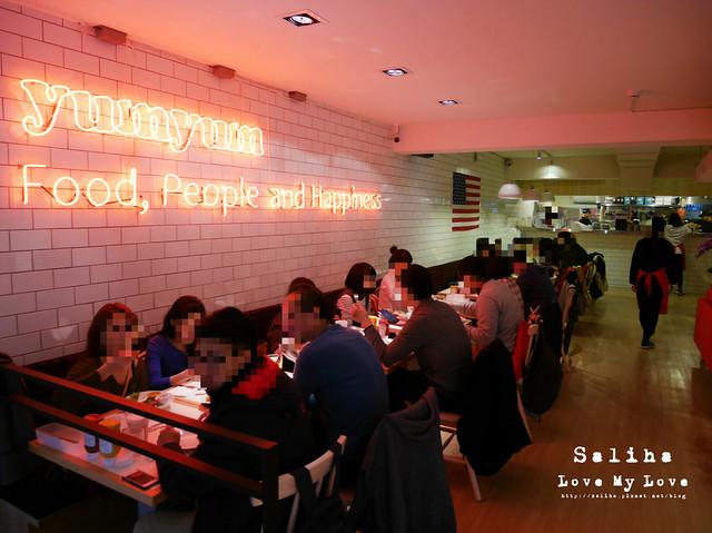台北東區美式餐廳推薦yumyumdeli (3)