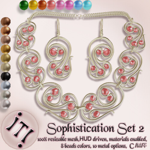!IT! - Sophistication Set 2 Image