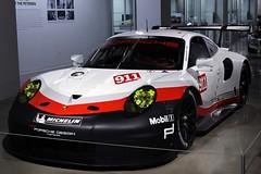 2017 Porsche 911-RSR