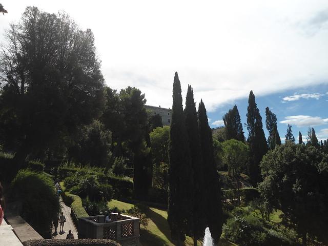 La Villa d'Este, Tivoli, Italia/The Villa d'Este, Italy – www.meEncantaViajar.com