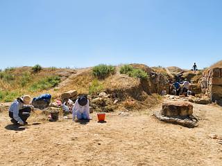Image of Erebuni Fortress.