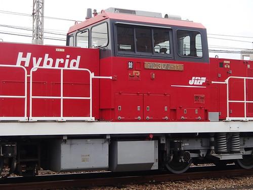 日本的火車 東芝製造 - naniyuutorimannen - 您说什么!