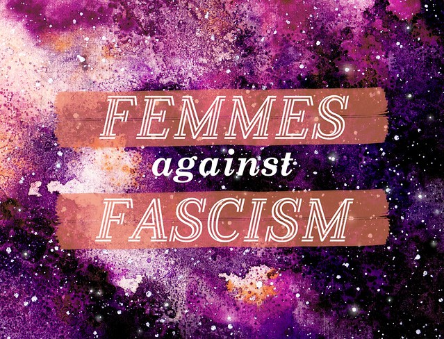 Femmes Against Fascism - Main Image, Galaxy