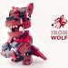 Iron Wolf by theunisdee