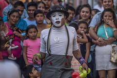 Street Performer   Antigua, Guatemala