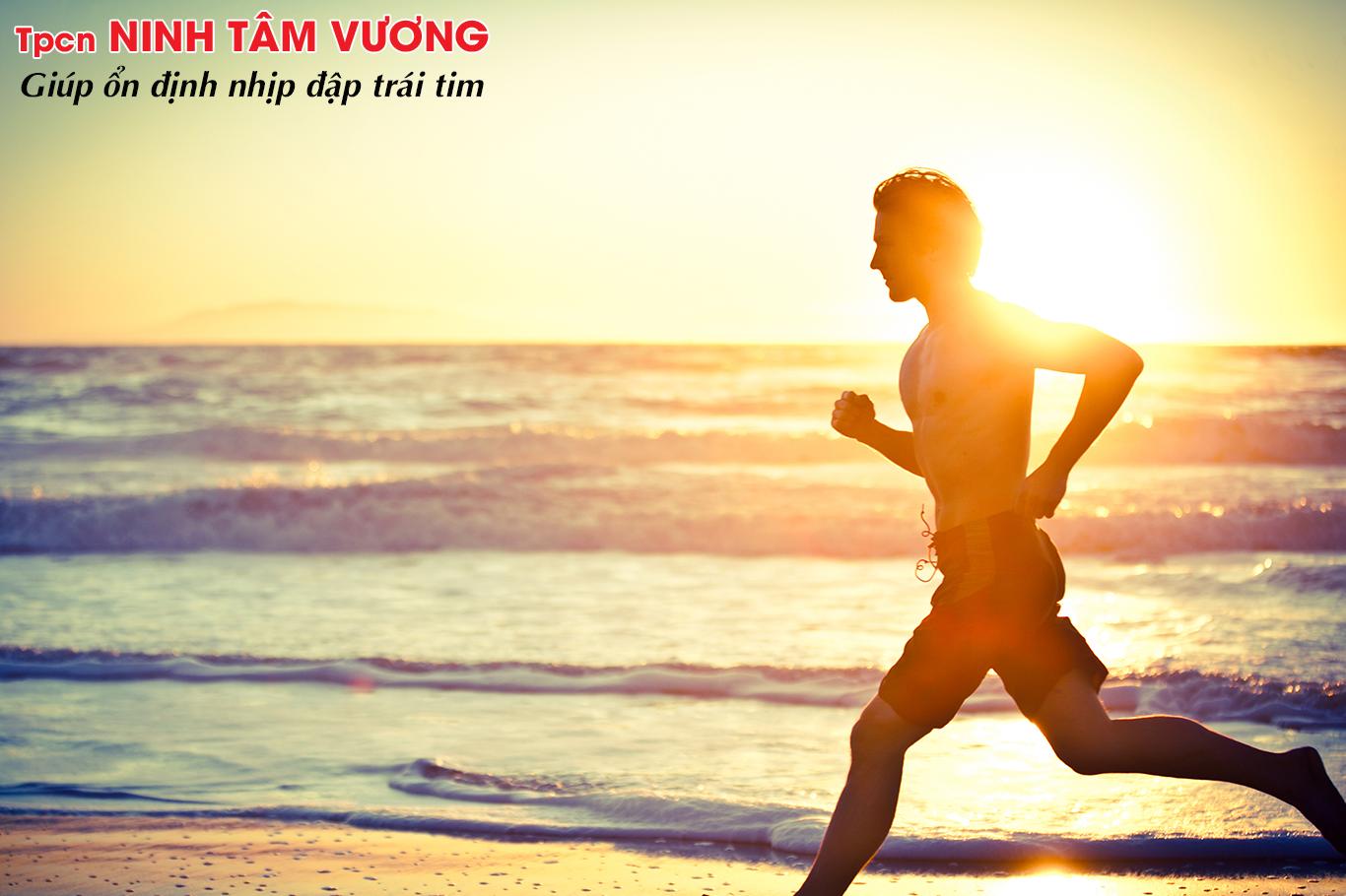 Tập luyện chăm chỉ để chiến đấu với tim đập nhanh