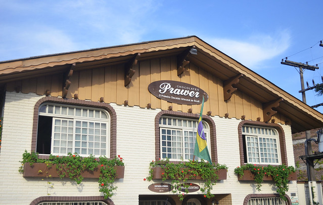 Fábrica de Chocolates Prawer, Gramado - RS {agosto 2015}