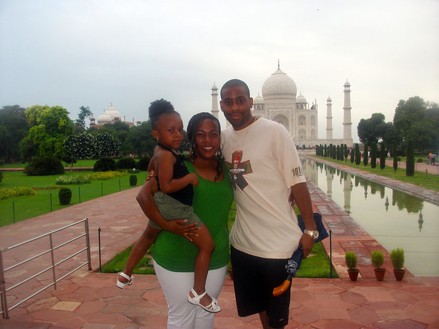 India (Agra, Jaipur)