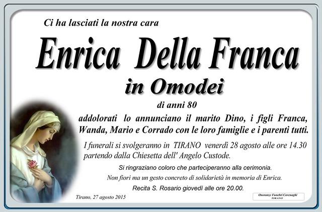 Della Franca Enrica