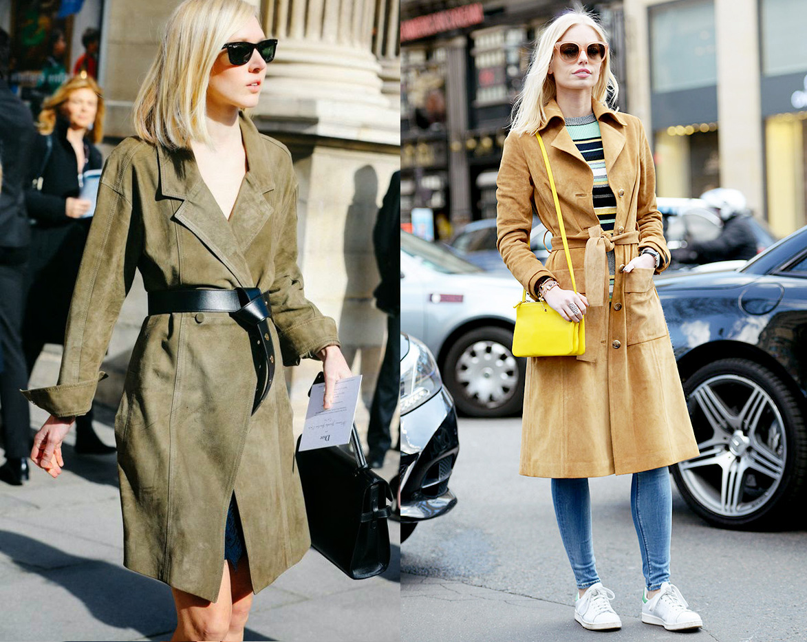 suede-trench-coat-fall-2015-trends
