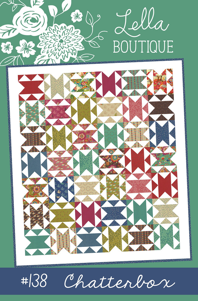 Chatterbox quilt pattern