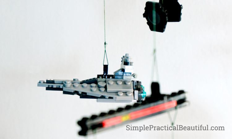 Star Wars Nursery Mobile Amp Rug Simple Practical Beautiful
