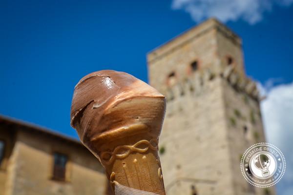 Gelato In Tuscany