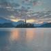 Lake Bled by Richard Boyle