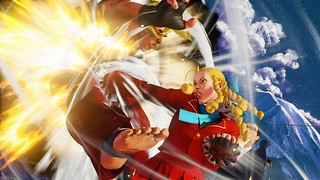 Street Fighter V: Karin