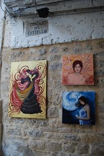 Rutigliano-L'arte condivisa in Cortile Castello (5)