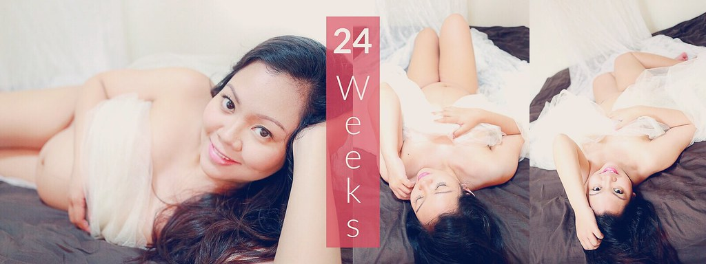 Pregnancy Diary: 24 Weeks
