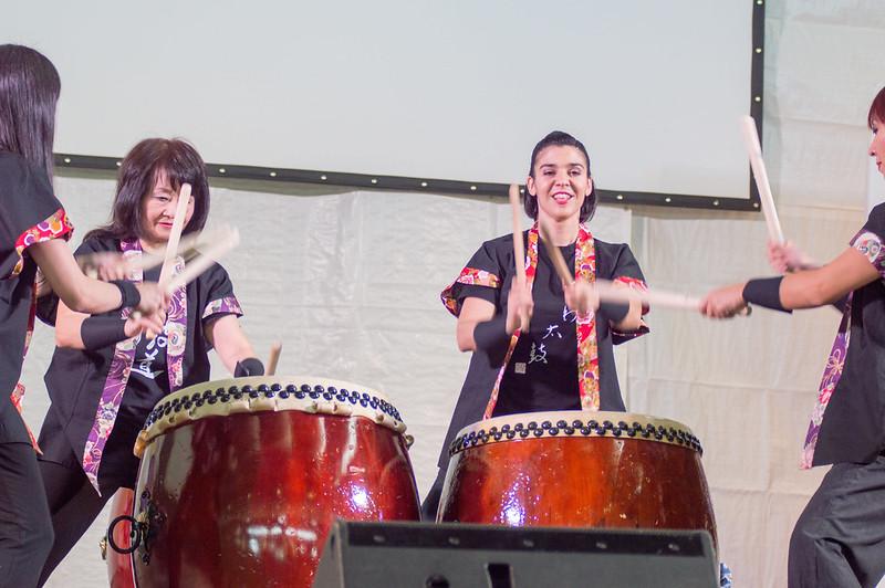 Seiwa Taiko - Mangamore 2015
